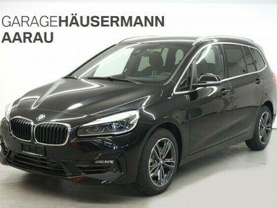 gebraucht BMW 218 Gran Tourer i Sport Line DKG