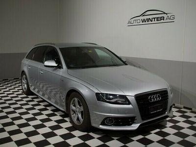 gebraucht Audi A4 Avant 2.0 TFSI quattro