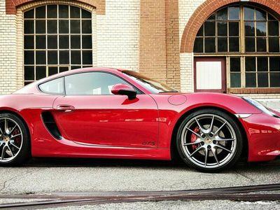 gebraucht Porsche Cayman GTS 3.4