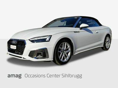 gebraucht Audi A5 Cabriolet 45 TFSI S-tronic quattro
