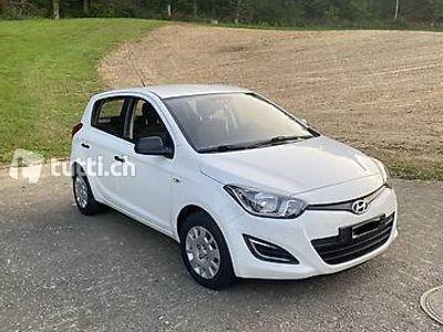 gebraucht Hyundai i20 Kleinwagen
