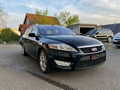 gebraucht Ford Mondeo 2.3i 16V Carving Automatic
