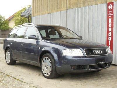 gebraucht Audi A6 Avant 3.0 quattro
