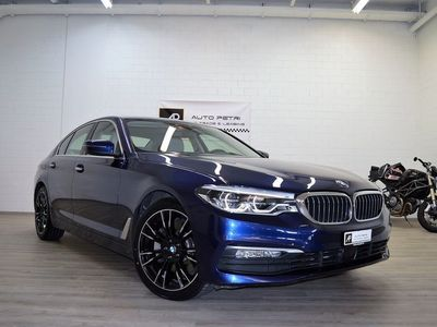 gebraucht BMW 530 5er d xDrive Luxury Line Steptronic