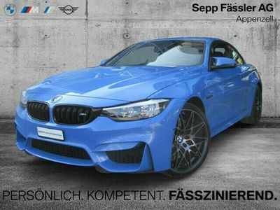 gebraucht BMW M4 Cabriolet Competition