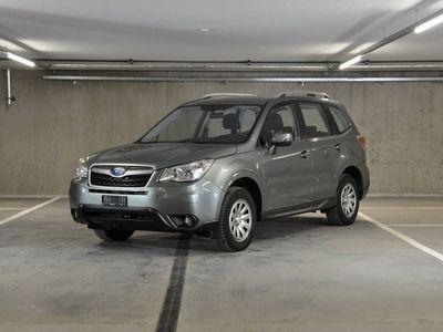 gebraucht Subaru Forester 2.0 Swiss
