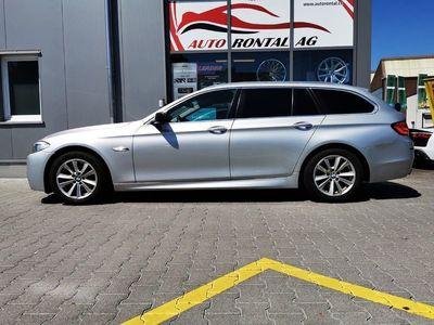 gebraucht BMW 520 d Touring Steptronic