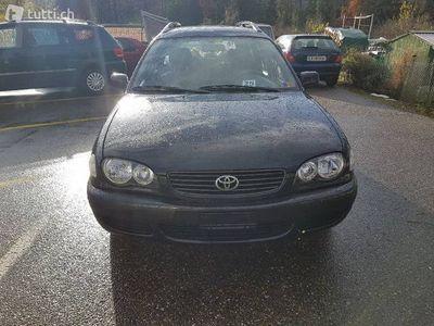 gebraucht Toyota Corolla Sportswagon 1.8 Linea Sol 4WD