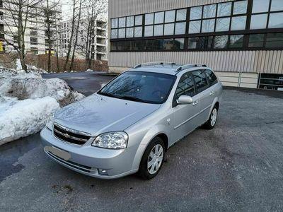 gebraucht Chevrolet Nubira 1.6l SX Kombi ab MFK