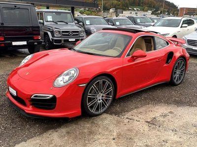 gebraucht Porsche 911 Turbo PDK I 521 PS I