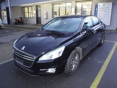 gebraucht Peugeot 508 1.6 16V T Allure Automatic