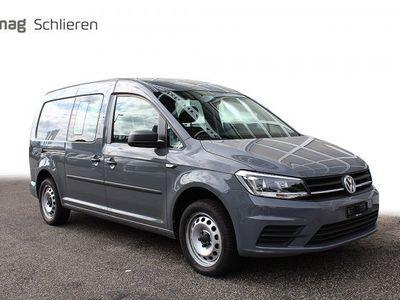 gebraucht VW Caddy Maxi 1.4TSI BlueMotion Technology DSG