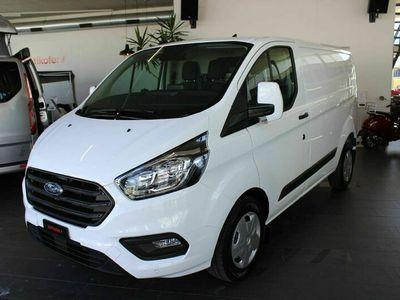 gebraucht Ford Custom TransitVan 280 L1 2.0 TDCi Trend