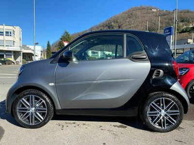 gebraucht Smart ForTwo Coupé BRABUS Style