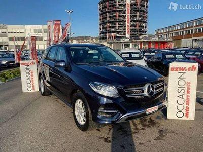 gebraucht Mercedes GLE250 d 4Matic 9G-Tronic