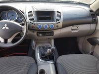 gebraucht Mitsubishi L200 2.5 D doblò cab 4x4