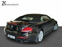 gebraucht BMW 650 Cabriolet 6er i Steptronic M-Sportpaket