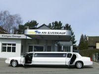 gebraucht Lincoln Town Car 120 Inch Stretchlimo 9 Plätzer Stretchlimousine