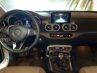 gebraucht Mercedes X250 X-Klasse X-Klass4MAT Power Handschaltung