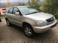 gebraucht Lexus RX300 2001, 2995 ccm, 148 kW
