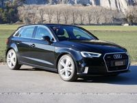 gebraucht Audi A3 2.0 TFSI Sport qu.