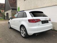 gebraucht Audi A3 Sportback 1.4 TFSI Ambition S-tronic