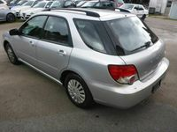 gebraucht Subaru Impreza Wagon 1.6