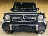 gebraucht Mercedes G63 AMG G-KlasseAMG Speedshift Plus 7G-Tronic