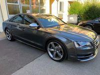 gebraucht Audi S8 4.0 TFSI V8 quattro tiptronic