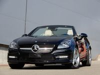 gebraucht Mercedes SLK200 9G-Tronic
