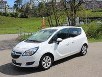gebraucht Opel Meriva 1.4 Turbo
