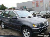 gebraucht BMW X5 4.4i