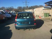 gebraucht Nissan Almera Tino 2.2 Di Luxury