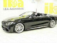 gebraucht Mercedes S63 AMG AMG 4Matic Aut. Facelift Cabrio 4x4