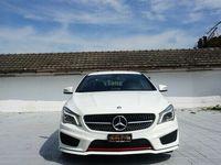 gebraucht Mercedes CLA250 Sport 7G-DCT 4Matic