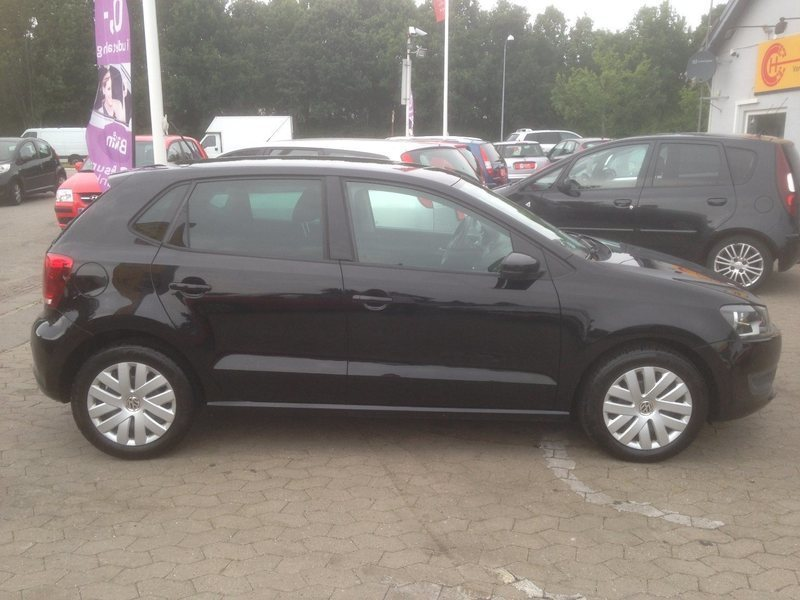 solgt vw polo 1 6 tdi 90 comfortlin brugt 2012 km i hvidovre. Black Bedroom Furniture Sets. Home Design Ideas