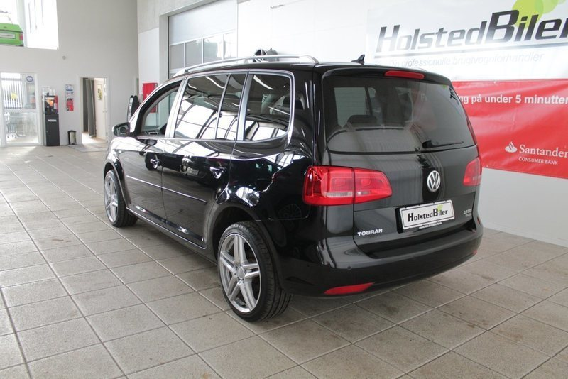 brugt 2 0 tdi 140 life bmt 7prs vw touran 2014 km i holsted. Black Bedroom Furniture Sets. Home Design Ideas