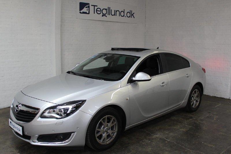 brugt Opel Insignia CDTi 136 Edition