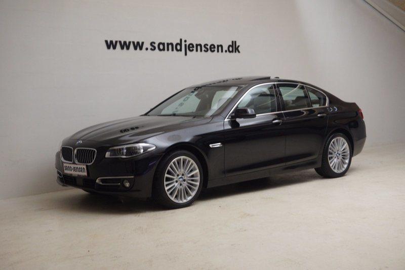 brugt BMW 550 i 4,4 xDrive aut.