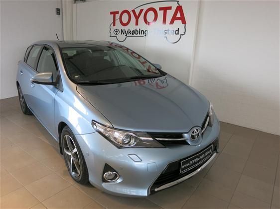 brugt Toyota Auris 2,0 D-4D DPF T2 124HK 5d 6g
