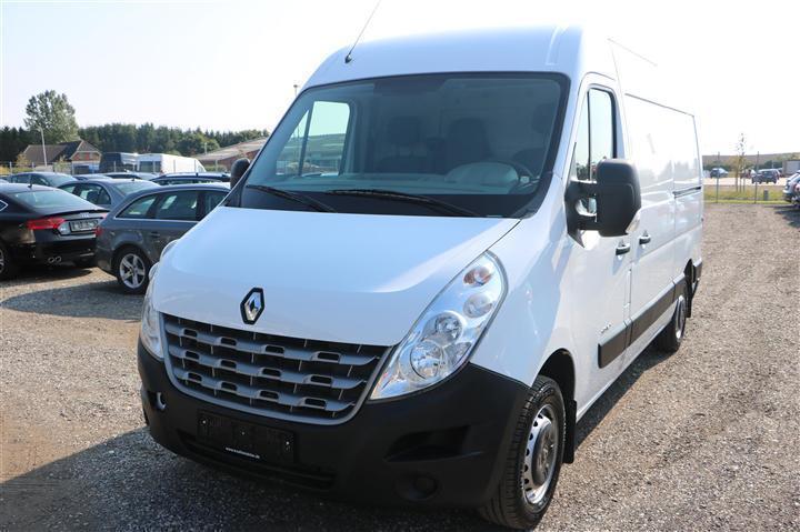 brugt Renault Master 125.35 L2H2 125HK Van