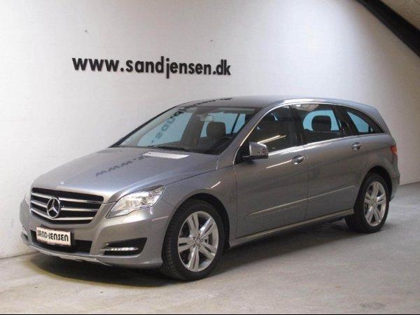 brugt Mercedes R350 3,0 CDi aut. 4-M lang Van, 5d