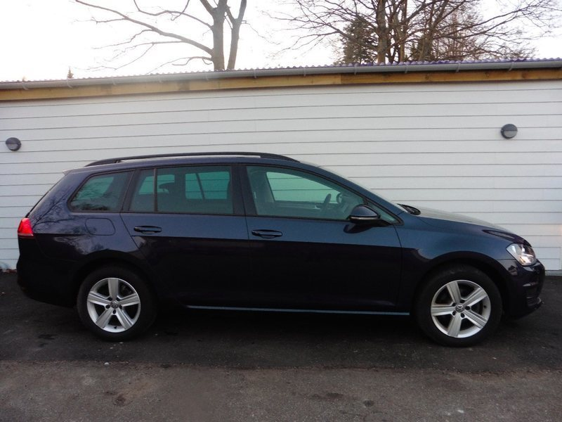 solgt vw golf vii 1 2 tsi 105 trend brugt 2013 km i hedensted. Black Bedroom Furniture Sets. Home Design Ideas