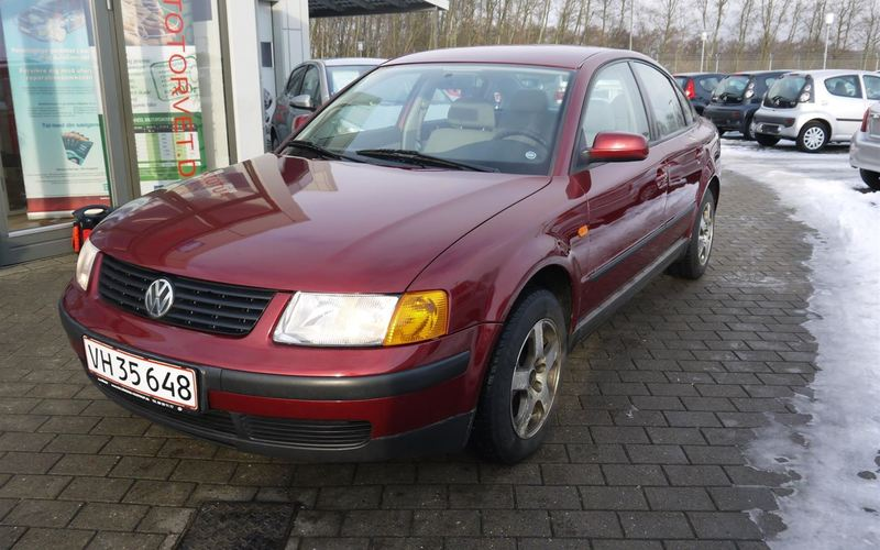 brugt VW Passat 1,6 100HK