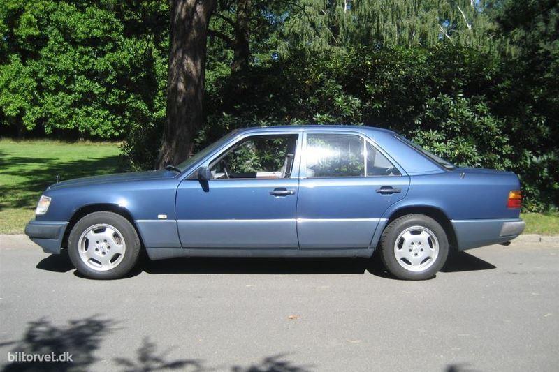 Solgt mercedes e300 3 0 aut 4d brugt 1990 km i for Mercedes benz 1990 e300