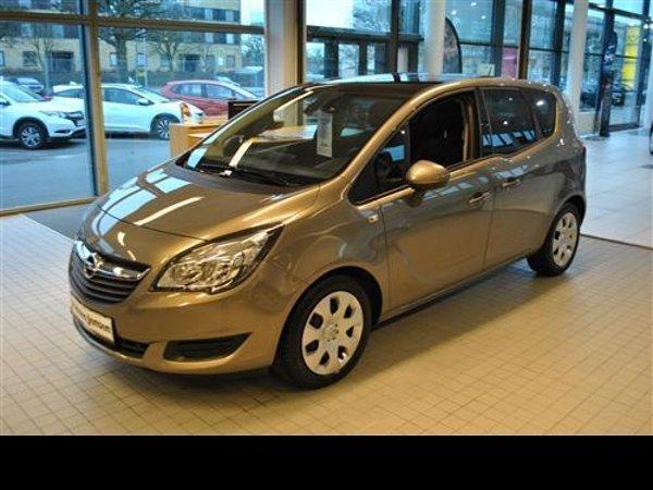 brugt Opel Meriva 1,6 CDTI Enjoy Start/Stop 95HK