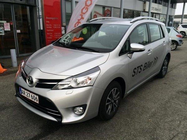 brugt Toyota Verso 1.6 D-4D T2 6g 5d