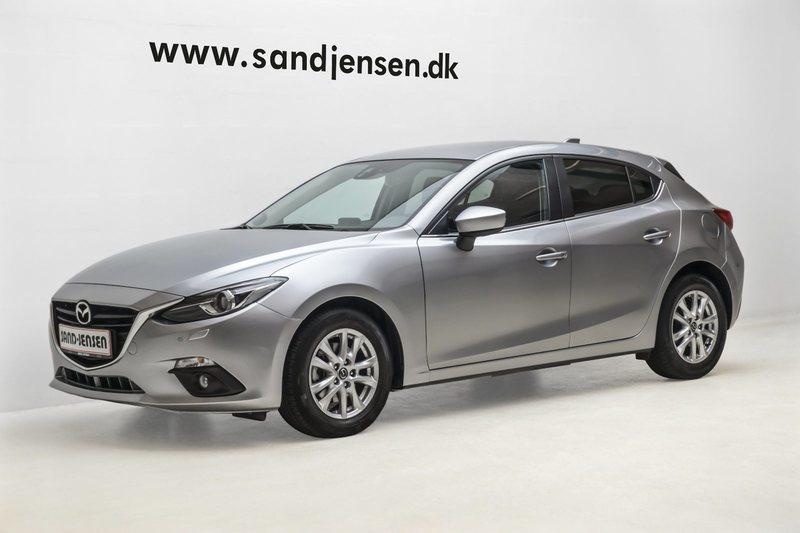 gebraucht Mazda 3 2,0 Sky-G 120 Vision aut.
