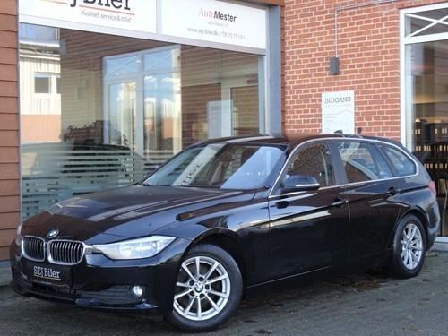 brugt BMW 320 2,0 d Touring 184HK st.car