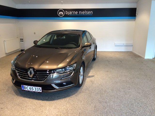 brugt Renault Talisman 1,6 dCi 130 Zen EDC